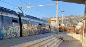 Passie voor italia trein in italie