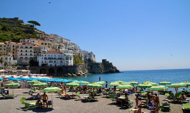 Passie voor Italia amalfi
