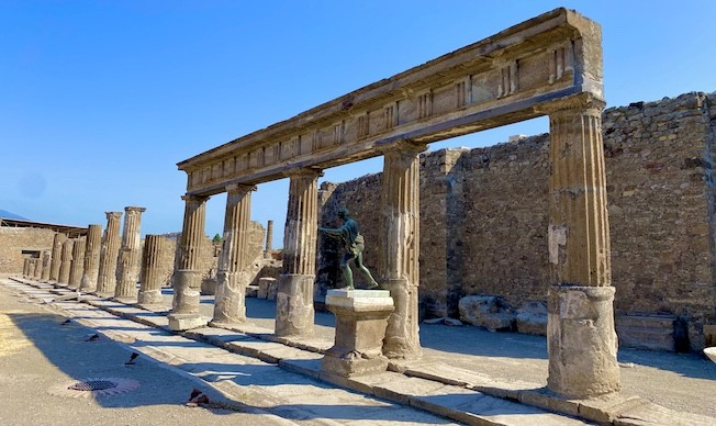 Passie voor Italia Pompeii
